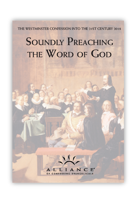 Soundly Preaching the Word of God (MP3 Disc)