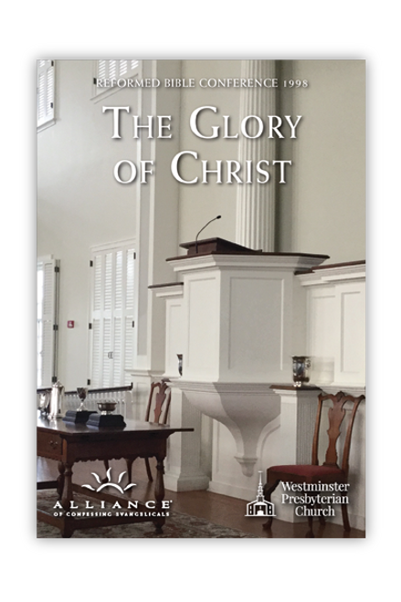 The Glory of Christ (MP3 Disc)