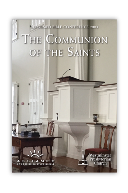 The Communion of the Saints  (MP3 Disc)