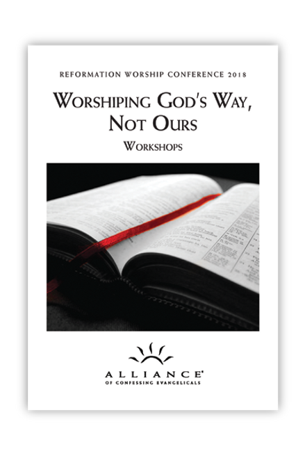 Worshiping God's Way, Not Ours Workshops (mp3 disc)