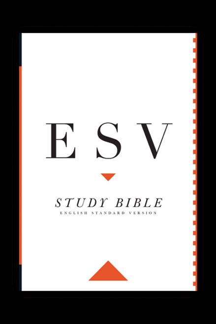 ESV Study Bible (Hardcover)