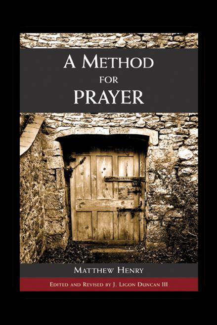 A Method for Prayer (eBook)