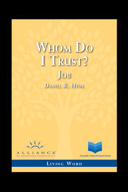 Whom Do I Trust? (mp3 Disc)