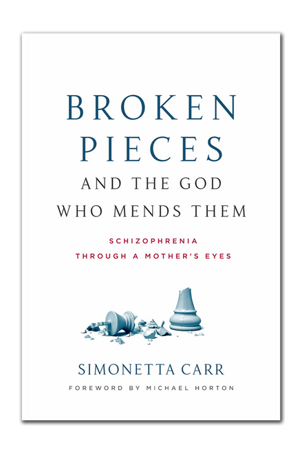 Broken Pieces and the God Who Mends Them: Schizophrenia Through a Mother's Eyes (Paperback)