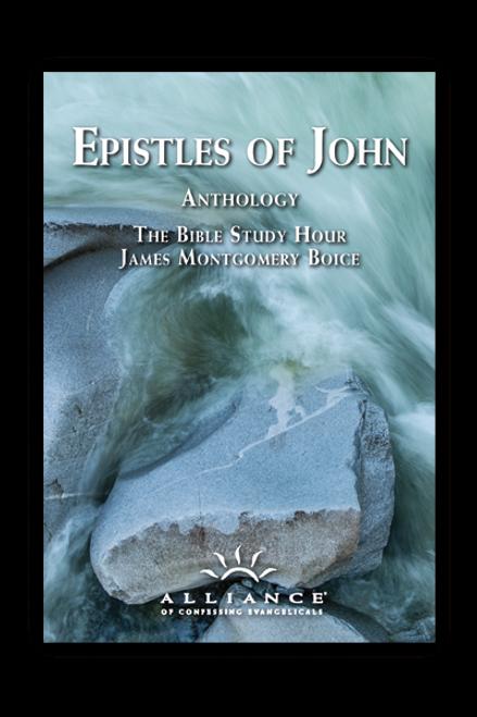 Epistles of John Anthology (Boice)(mp3 Disc)