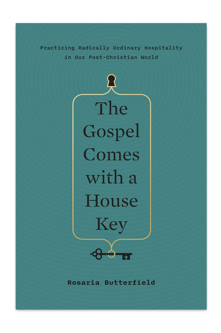 The Gospel Comes with a House Key (Hardcover)