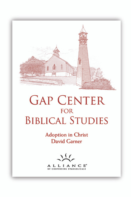 Adoption in Christ (mp3 Disc & Study Guide)
