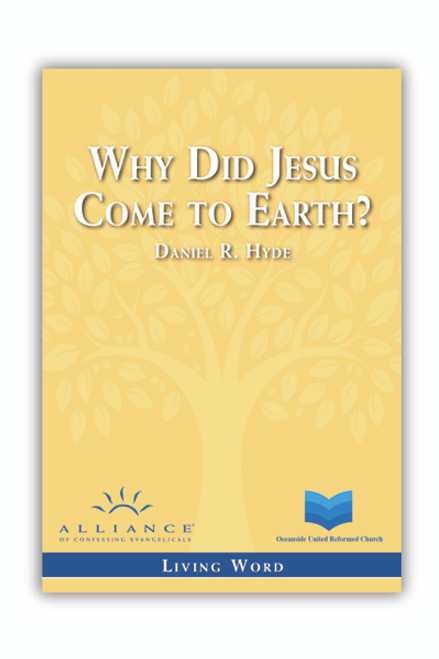 Why Did Jesus Come to Earth? (mp3 Disc)