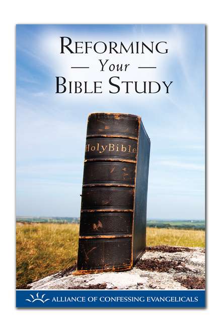 Reforming Your Bible Study (PDF Download)