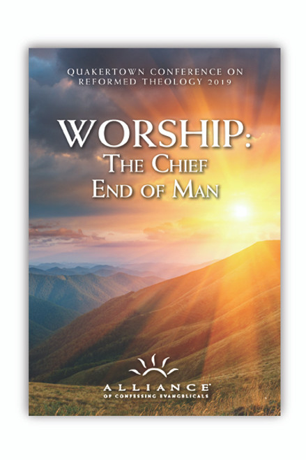 Worship: The Chief End of Man (QCRT19)(mp3 Disc)