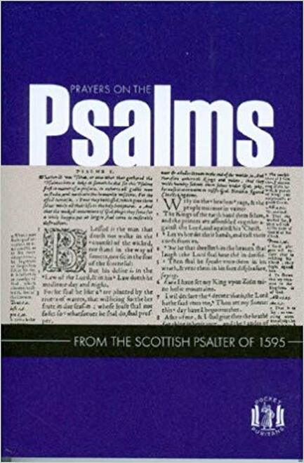 Prayers on the Psalms (Paperback)