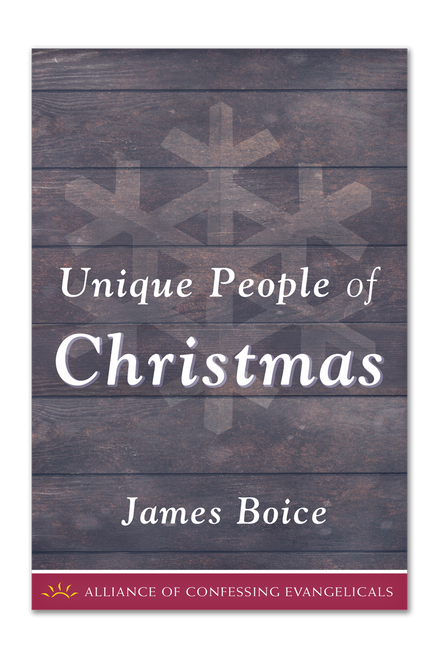 Unique People of Christmas (PDF Download)