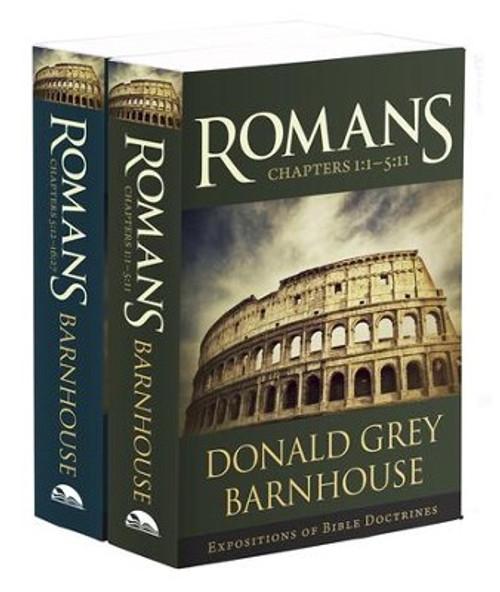 Romans (2-Volume Set)(Paperback)