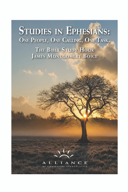 Studies in Ephesians: One People, One Calling, One Task (Anthology) (mp3 downloads)
