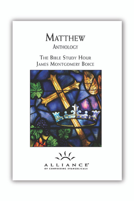 Matthew Anthology (USB Drive)