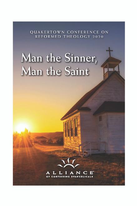 Man the Sinner, Man the Saint (QCRT20)(CD Set)