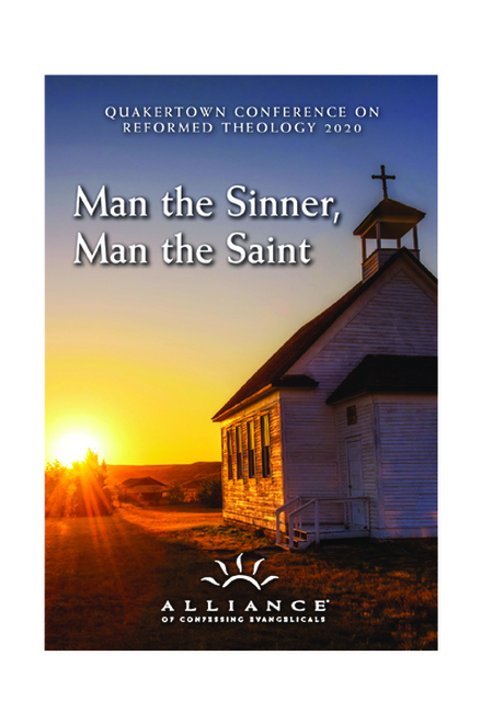 Man the Sinner, Man the Saint (QCRT20)(mp3 Disc)