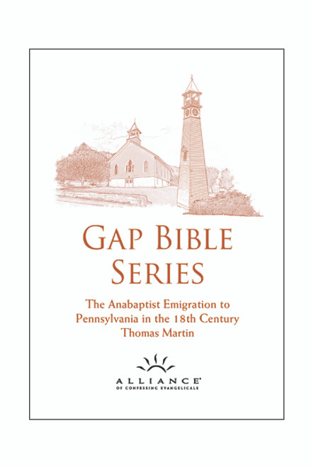 The Anabaptist Emigration to Pennsylvania in the 18th Century (mp3 Disc)