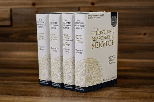 The Christian's Reasonable Service, 4 Vols.