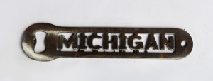 Michigan Bottle Opener