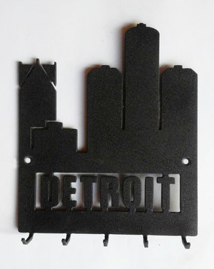 Detroit Key Holder