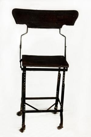"""Erector Set"" Chair"