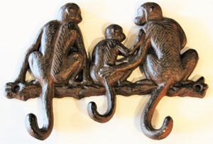 Monkey Hooks