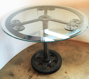 Short Large Gear Table