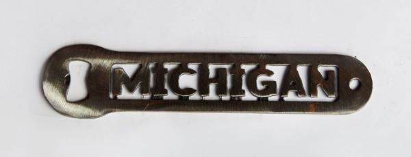Michigan Bottle Opener