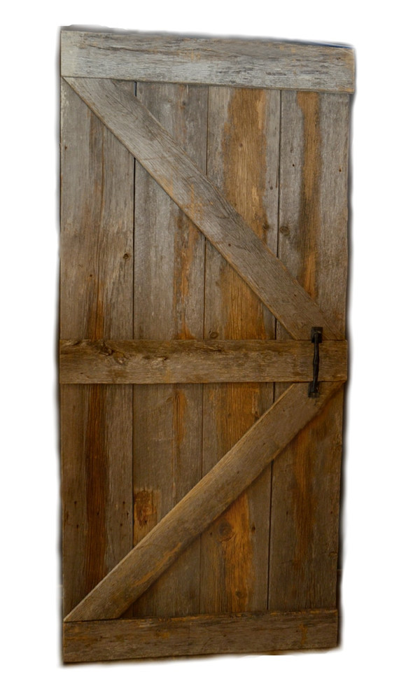 Traditional Barn Door