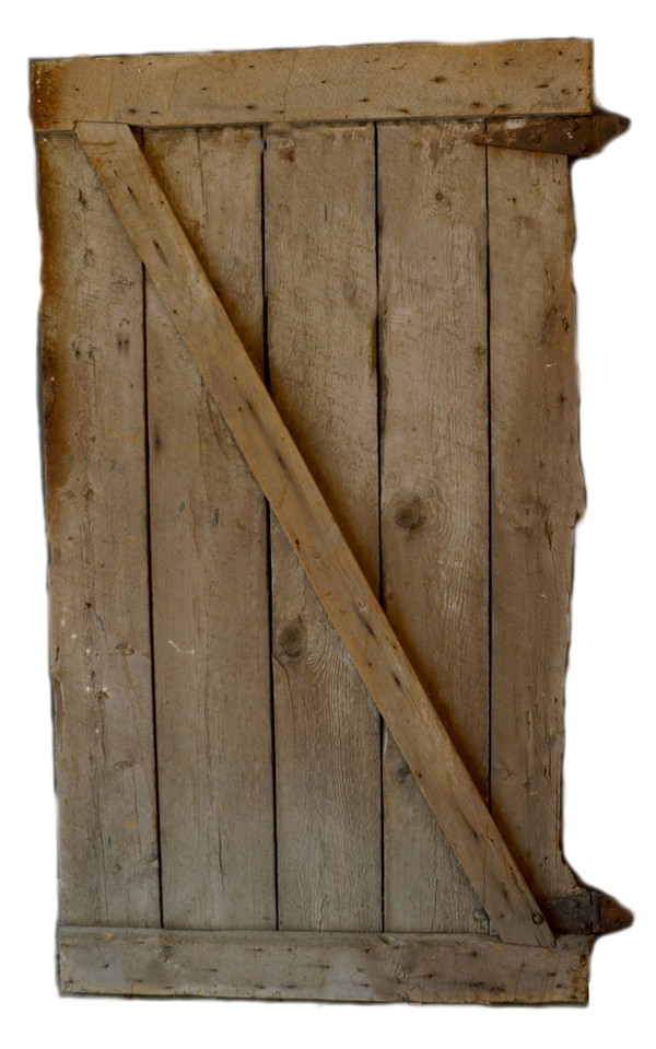 Edge Character Barn Door