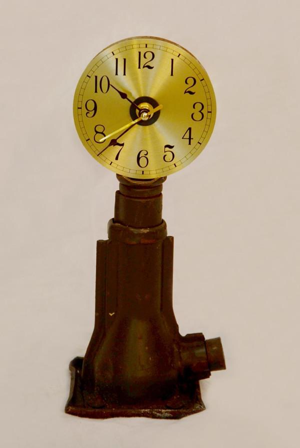 Industrial Clock