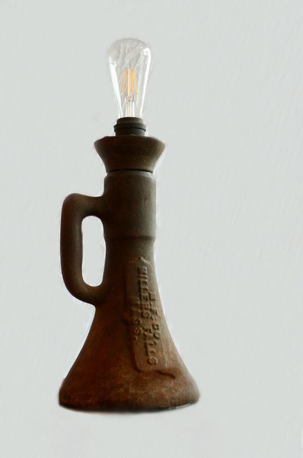 Industrial Jack Lamp