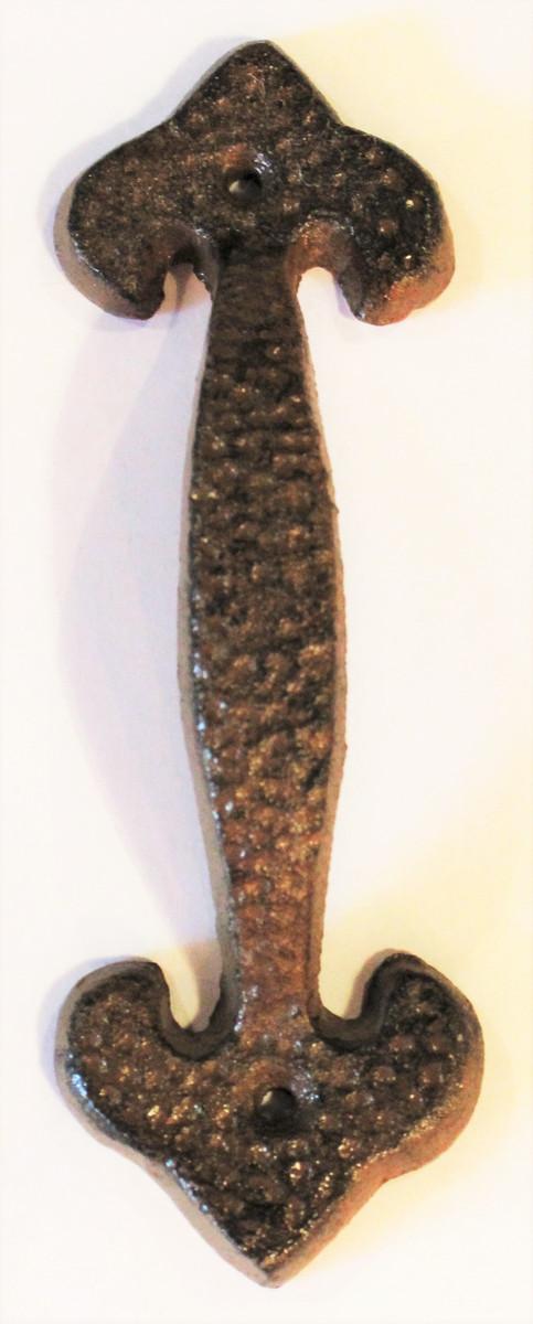 Brown Iron Handle