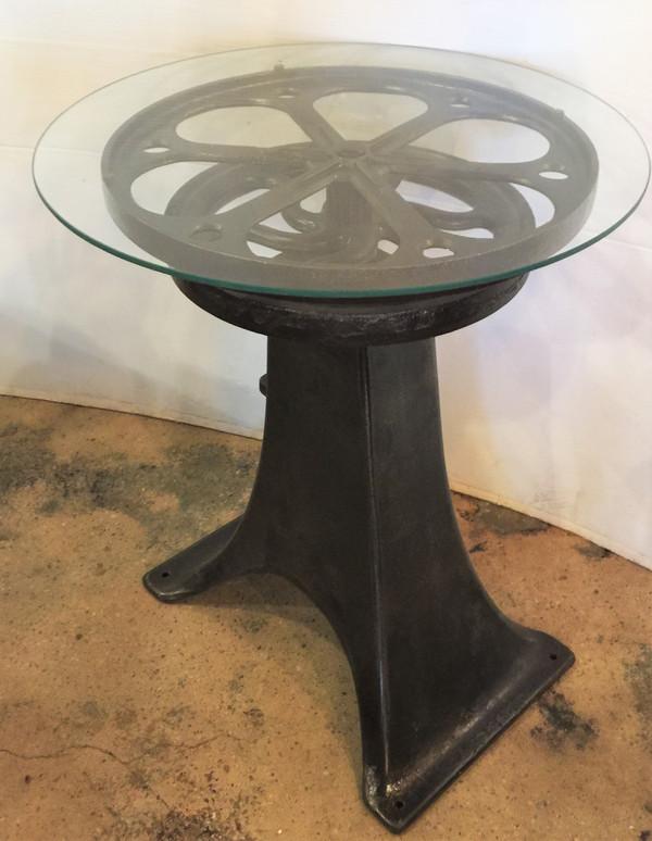 Short Small Gear Table