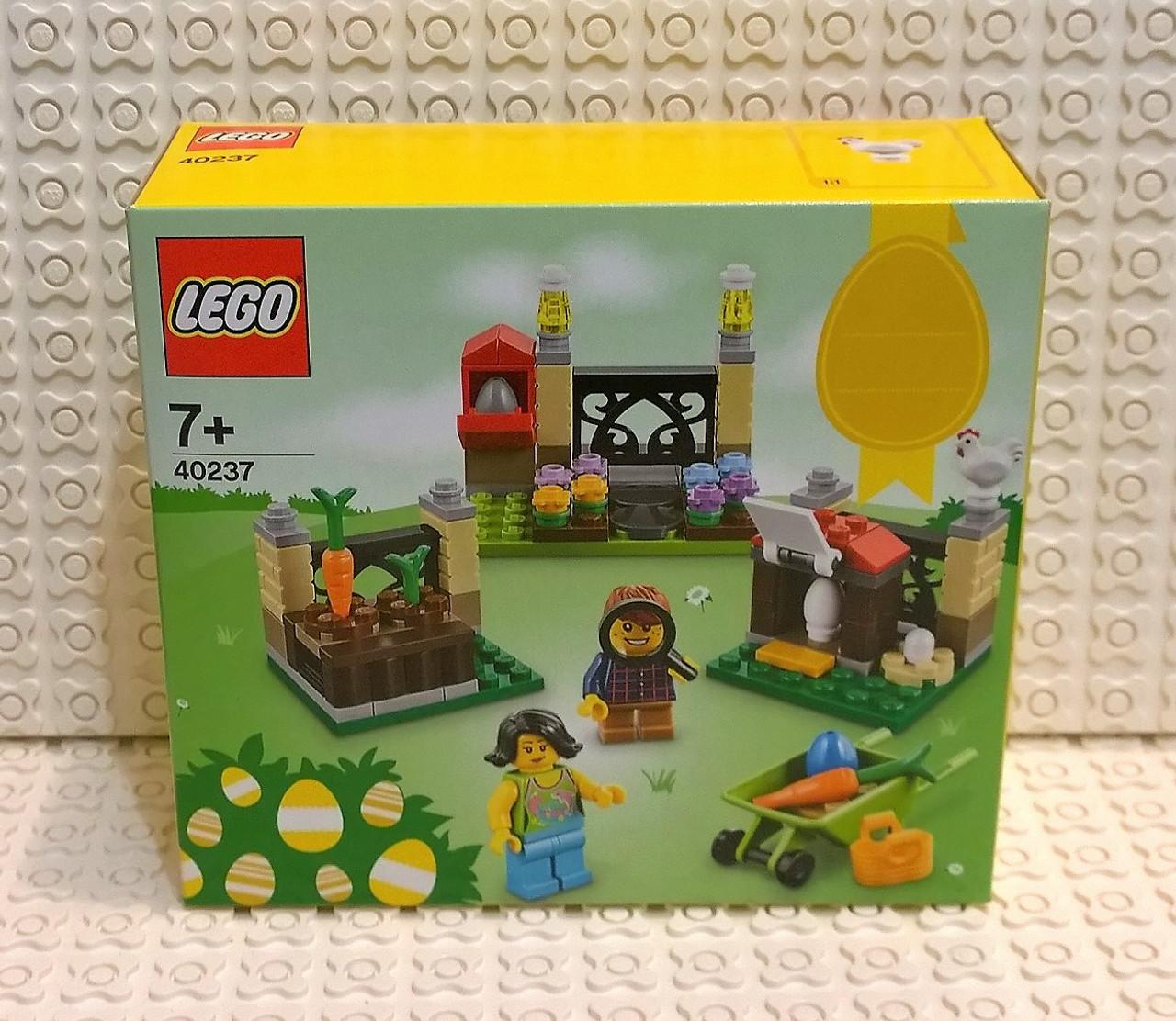 40237 Lego Easter Egg Hunt Brick Lady