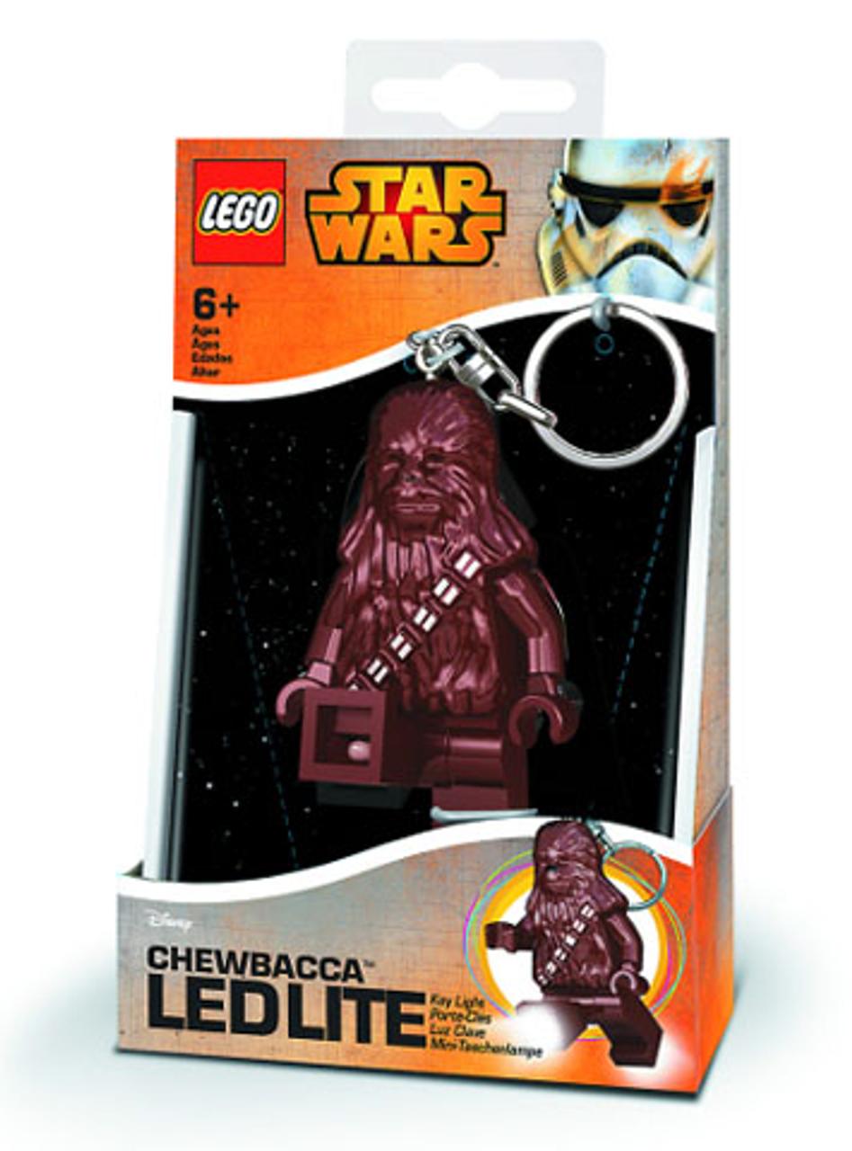 Chewbacca 2015 Keychain LEGO Star Wars