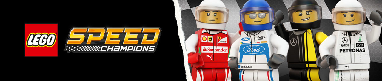 LEGO® sets - LEGO® Speed Champions - Brick Lady
