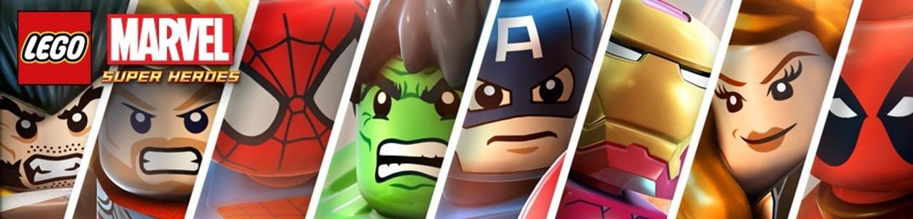 LEGO Marvel Super Heroes™