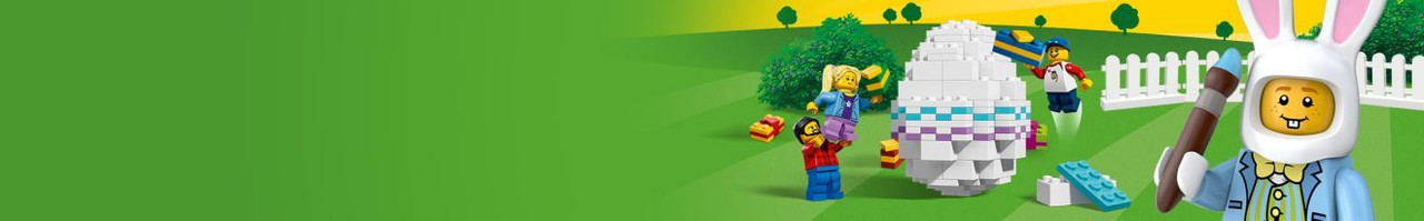 Easter LEGO