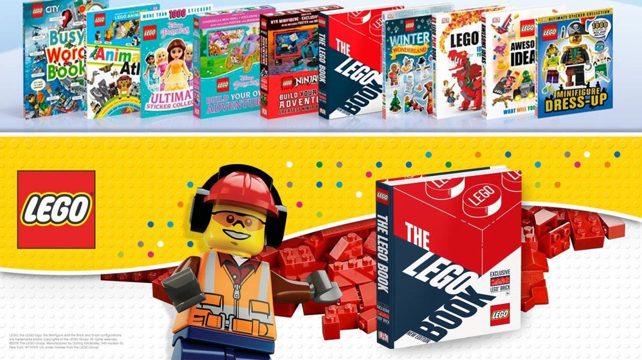 LEGO® Books