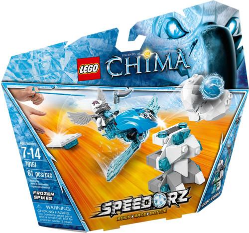 70151 LEGO® Chima Frozen Spikes