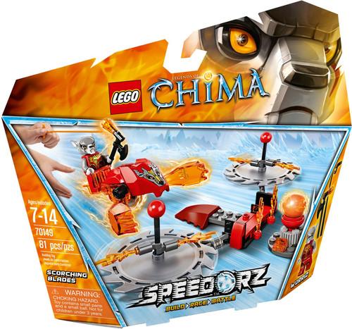 70149 LEGO® Chima Scorching Blades