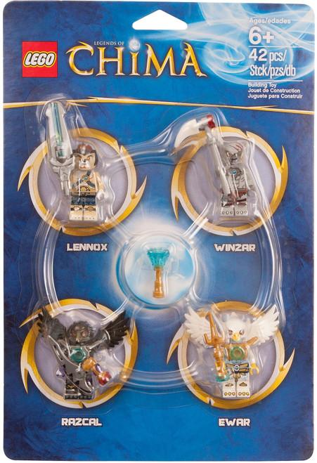 850779 LEGO® Legends of Chima Minifigure Accessory Set