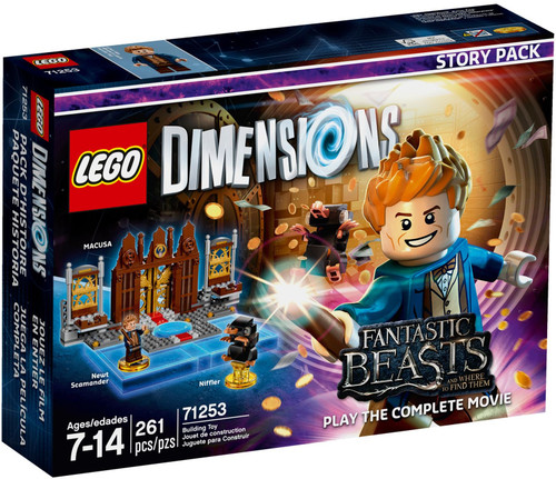 71253 LEGO® Dimensions Fantastic Beasts and Where to Find Them: Play the Complete Movie