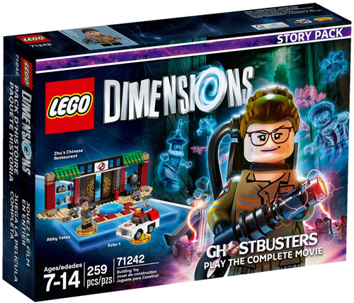 71242 LEGO® Dimensions New Ghostbusters: Play the Complete Movie