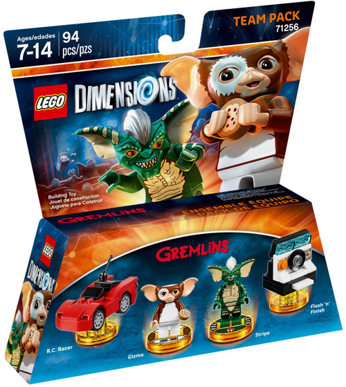 71256 LEGO® Dimensions Gremlins Team Pack