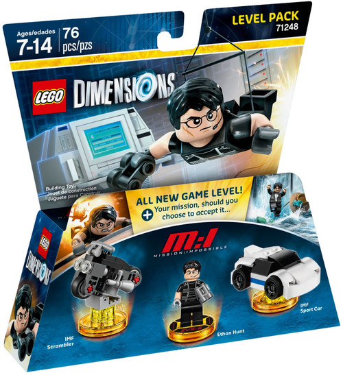 71248 LEGO® Dimensions Mission Impossible Level Pack