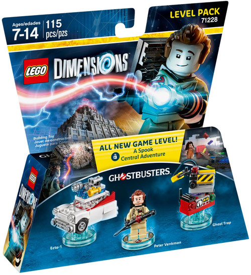71228 LEGO® Dimensions Ghostbusters Level Pack