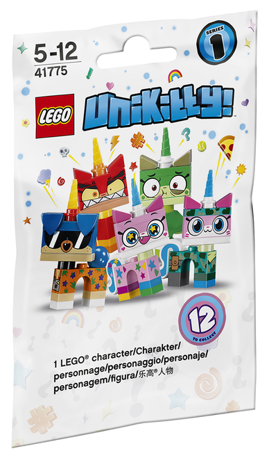 41775 LEGO®  Unikitty! Minifigures Series